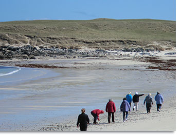 Guided Walks North Uist